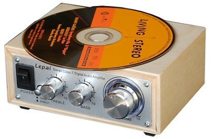NSMT Modified Lepai T-Amp